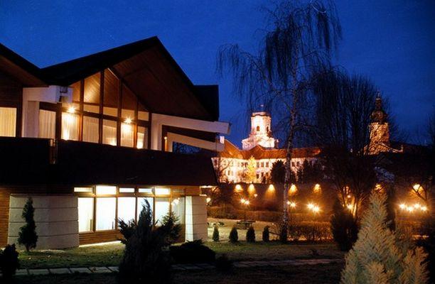 Hotel Arany Szarvas (Golden Deer), Győr