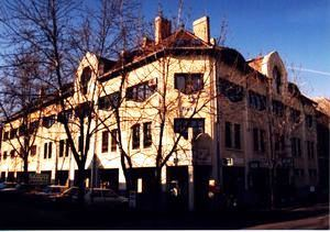 Hotel Corvin, Gyula