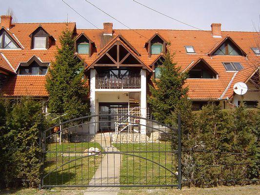 Andrea-Mónika Vendégház, Harkány