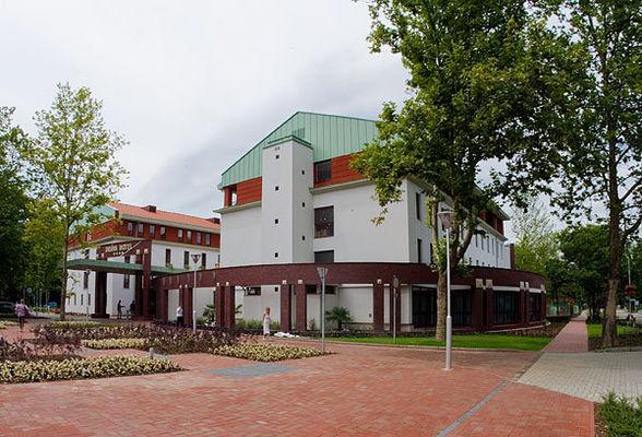 Dráva Hotel, Harkány