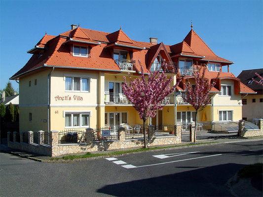 Anett's Villa, Hévíz