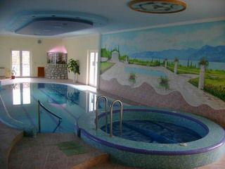 Kék Villa Apartmanház, Hévíz