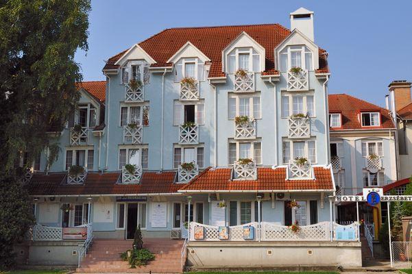 Erzsébet Hotel, Hévíz