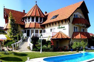 Fortuna Villa I., Hévíz