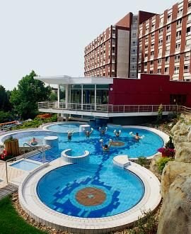 Danubius Health Spa Resort Aqua, Hévíz