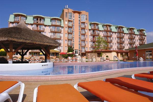 Hotel Európa Fit, Hévíz