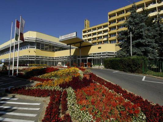 Hunguest Hotel Helios, Hévíz