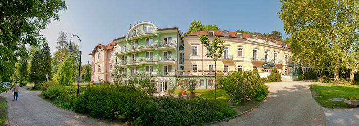 Hotel Spa Hévíz, Hévíz
