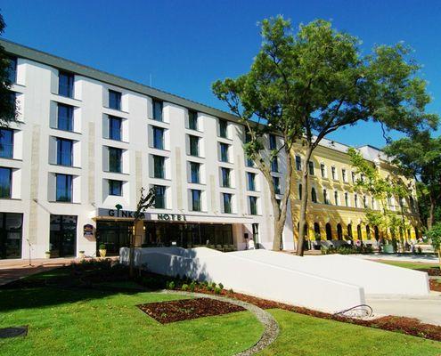 Hotel Ginkgo, Hódmezővásárhely