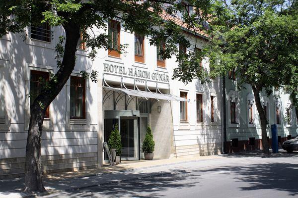 Három Gúnár Hotel & Events House, Kecskemét