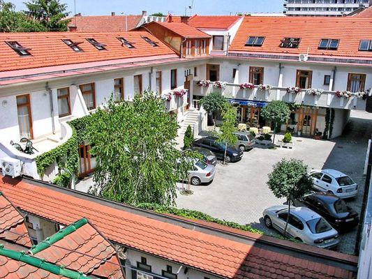 Hotel Talizmán, Kecskemét