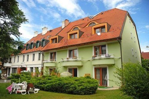 Abbázia Club Hotel, Keszthely