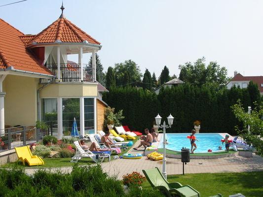 Admiral Hotel, Keszthely