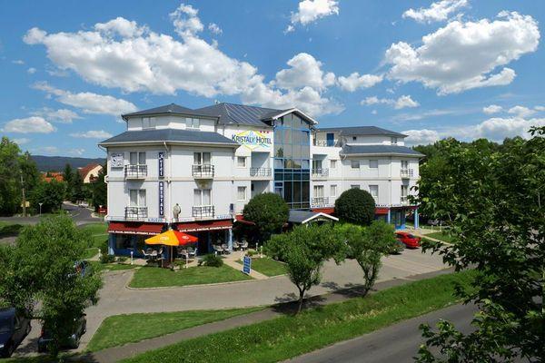 Kristály Hotel, Keszthely