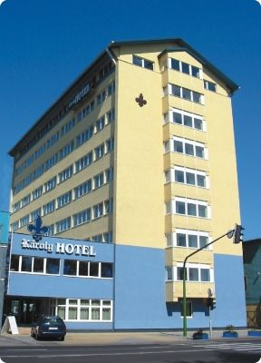 Hotel Károly, Miskolc