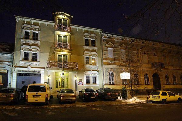 Öreg Miskolcz Hotel, Miskolc