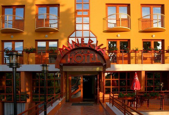 Hotel Minerva, Mosonmagyaróvár