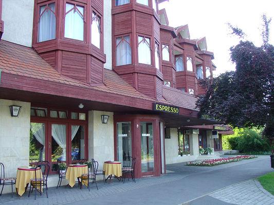Solar Hotel, Nagyatád