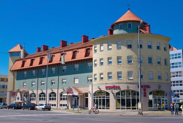 Hotel Európa, Nyíregyháza