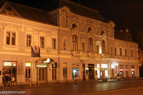 Korona Hotel, Nyíregyháza