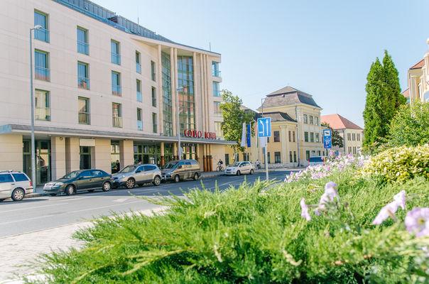 Corso Hotel, Pécs