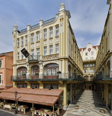 Palatinus Grand Hotel, Pécs
