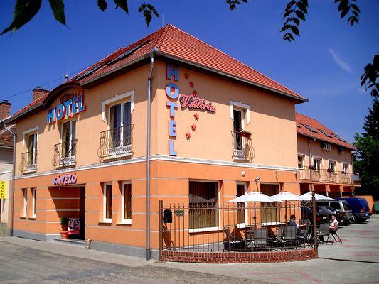 Hotel Viktória, Sárvár