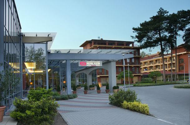 Hotel Azúr, Siófok