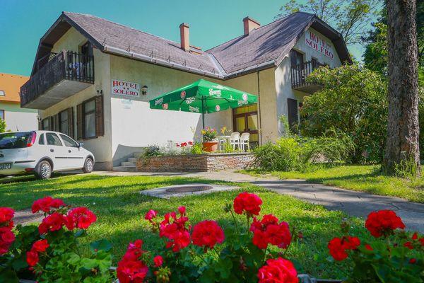 Hotel Solero, Siófok