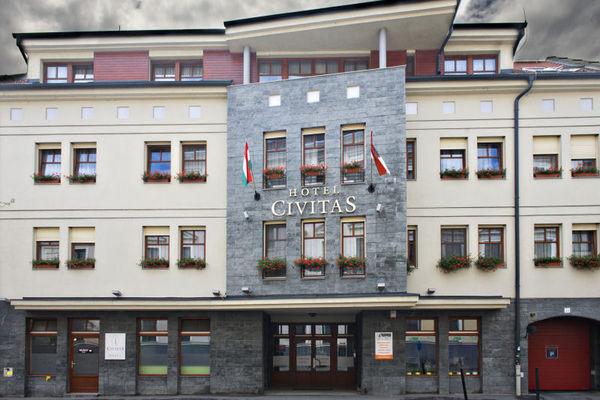 Civitas Boutique Hotel, Sopron
