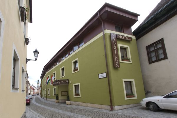 Hotel Palatinus, Sopron