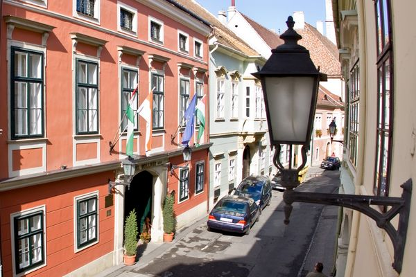Hotel Wollner, Sopron