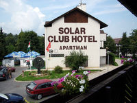 Click here for more images about Solar Club Hotel.