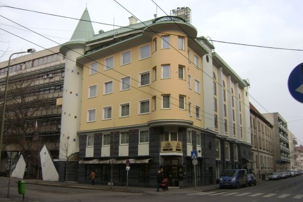 City Hotel Szeged, Szeged