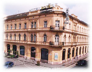 Royal Hotel, Szeged