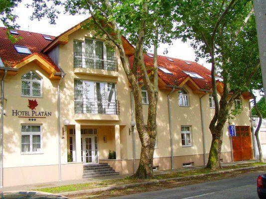 Hotel Platán, Székesfehérvár