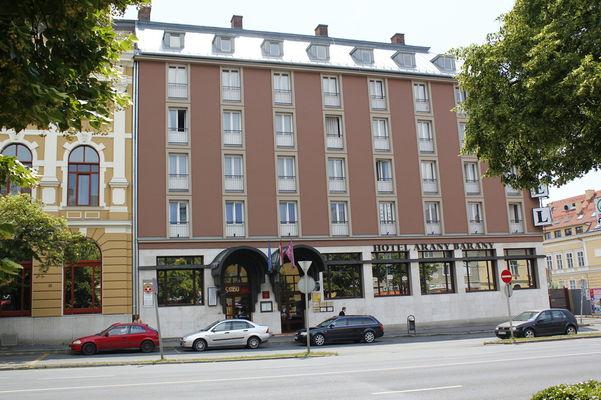 Arany Bárány Szálloda, Zalaegerszeg