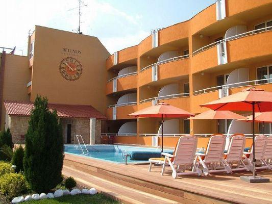 Belenus Thermalhotel, Zalakaros