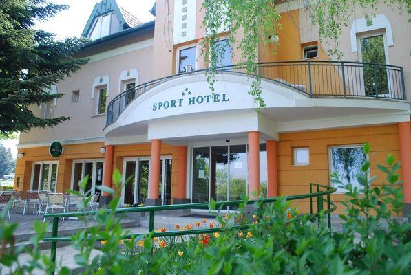 Sport Hotel, Zalakaros